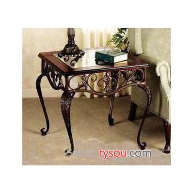 铁艺茶几,铁艺床头柜,欧式铁艺床头柜电话桌铁艺茶几桌子茶几玻璃