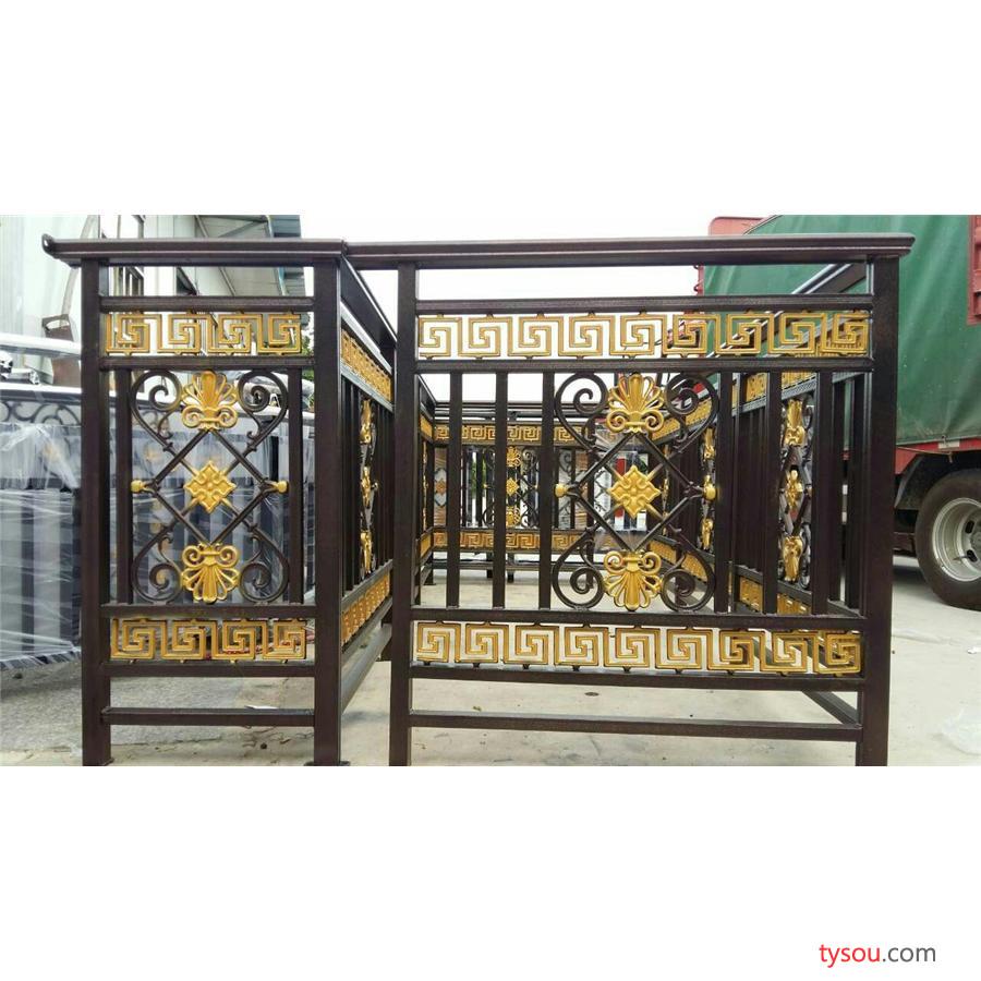 承德丰宁满族自治县庭院护栏供应生产厂家围墙大门供应生产厂家